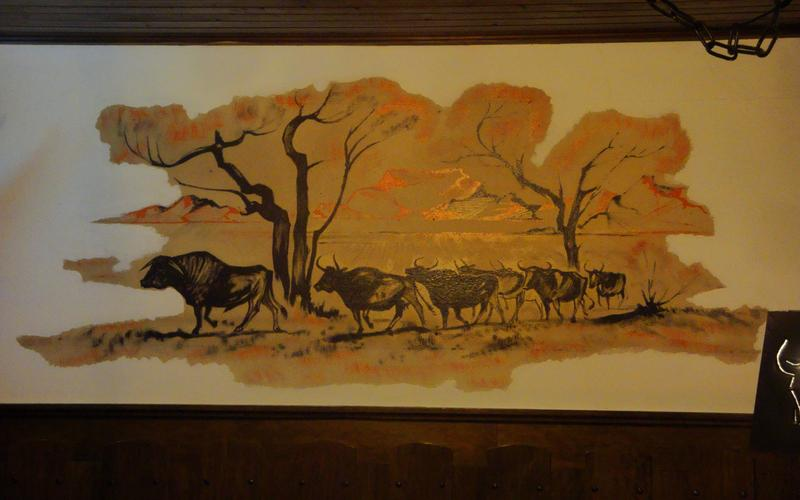 Impressionen des El Gaucho Steakhouses Braunschweig
